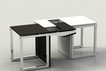 صندلی+صندلی=میز
