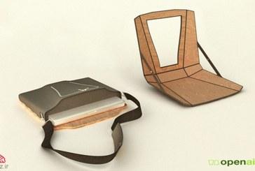 کیف و میز و صندلی