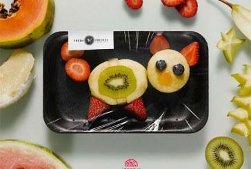 بستهبندی خلاقانهی میوه