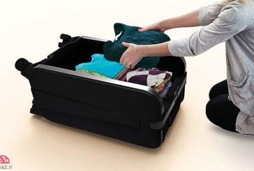 چمدان کشویی