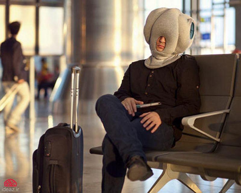 کلاه شترمرغی