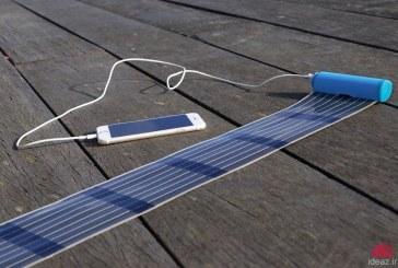 بانک شارژ خورشیدی
