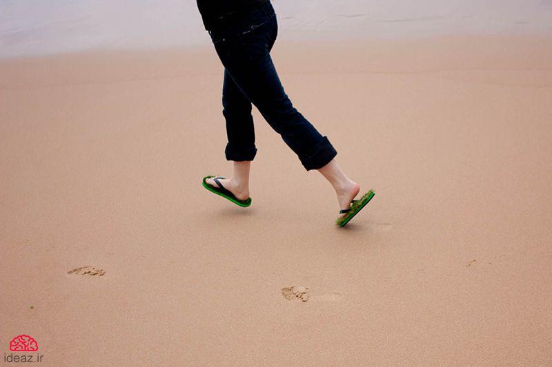 آیدیاز - پا در چمن