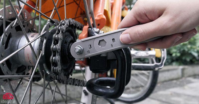 آیدیاز - آچار دوچرخه