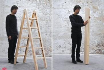 نردبان تاشو