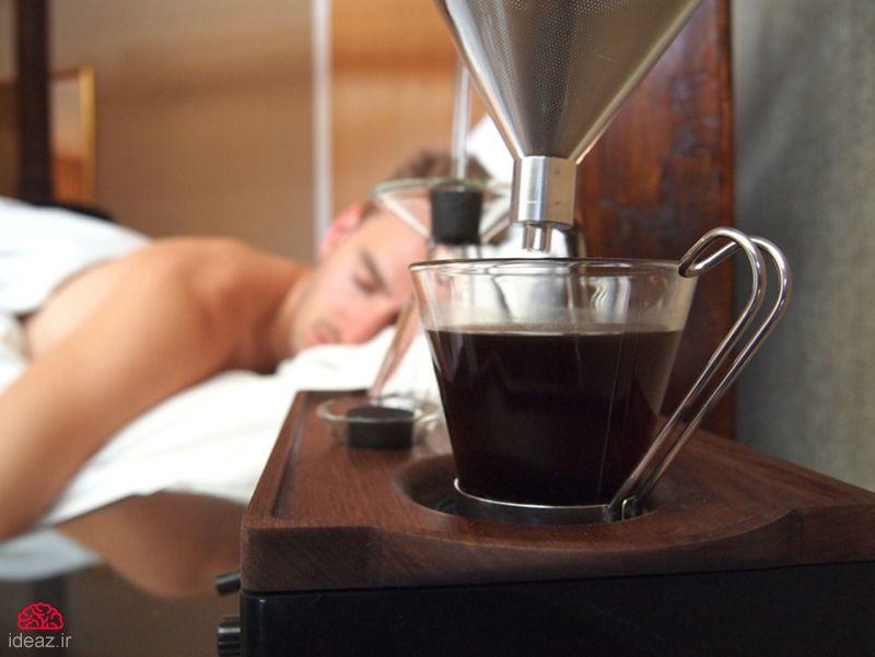 آیدیاز - قهوه ساعتی