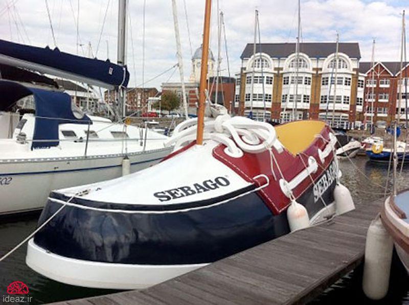 آیدیاز - قایق کفش