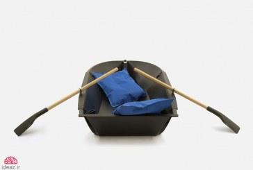 قایق تاشو دونفره
