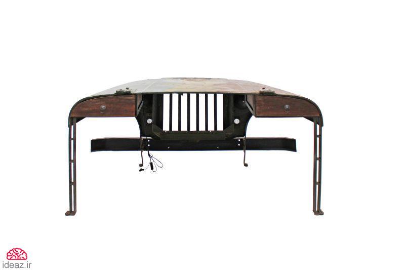 آیدیاز - جیپ میز