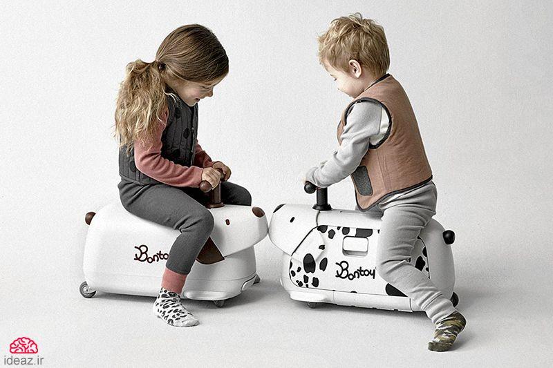 آیدیاز - چمدان کودک