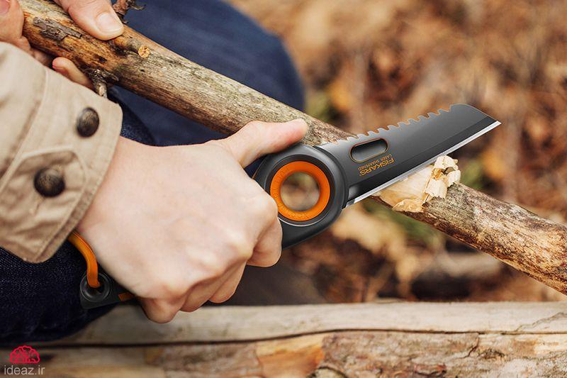 آیدیاز - چاقوی ارّهای