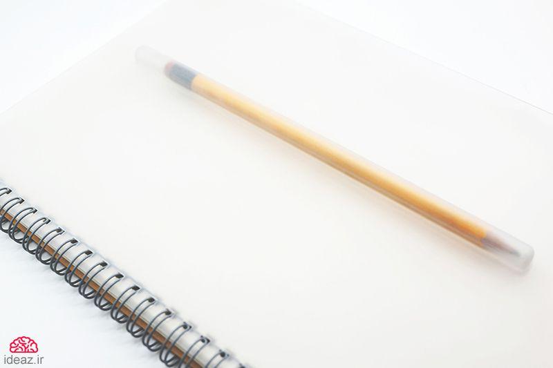 آیدیاز - دفترِ مدادگیر