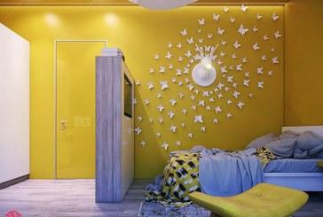 دکورهای خلاقانه اتاق کودک