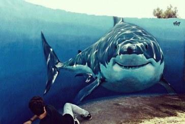 گرافیتی و هنرهای خیابانی خلاقانه