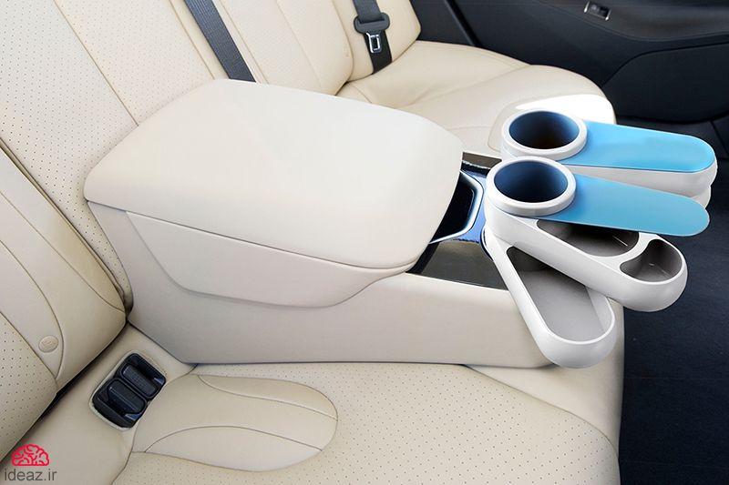 آیدیاز - کابینت خودرو