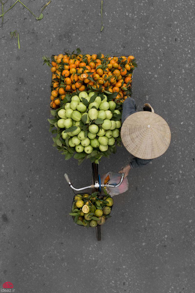 آیدیاز - خلاقیت در عکاسی: دید از بالا