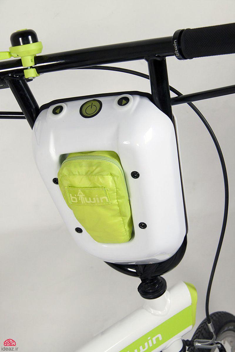 آیدیاز - پک امنیتی دوچرخه