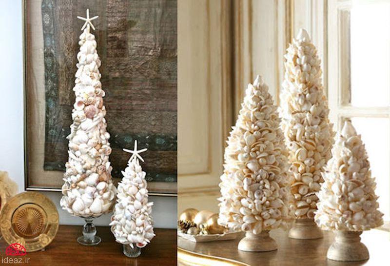 آیدیاز - خلاقیت در طراحی درخت کریسمس