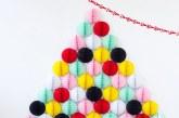 خلاقیت در طراحی درخت کریسمس (بخش دوم)