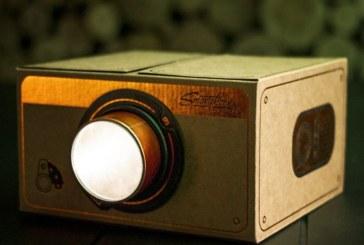 تبدیل موبایل به ویدئو پروژکتور