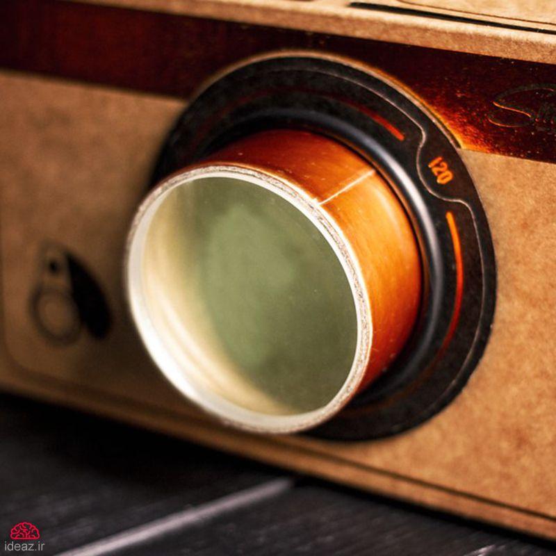 آیدیاز - تبدیل موبایل به ویدئو پروژکتور