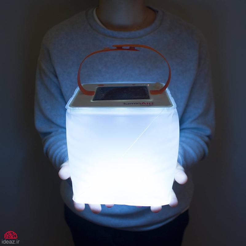آیدیاز - بادکنک شارژی نورانی