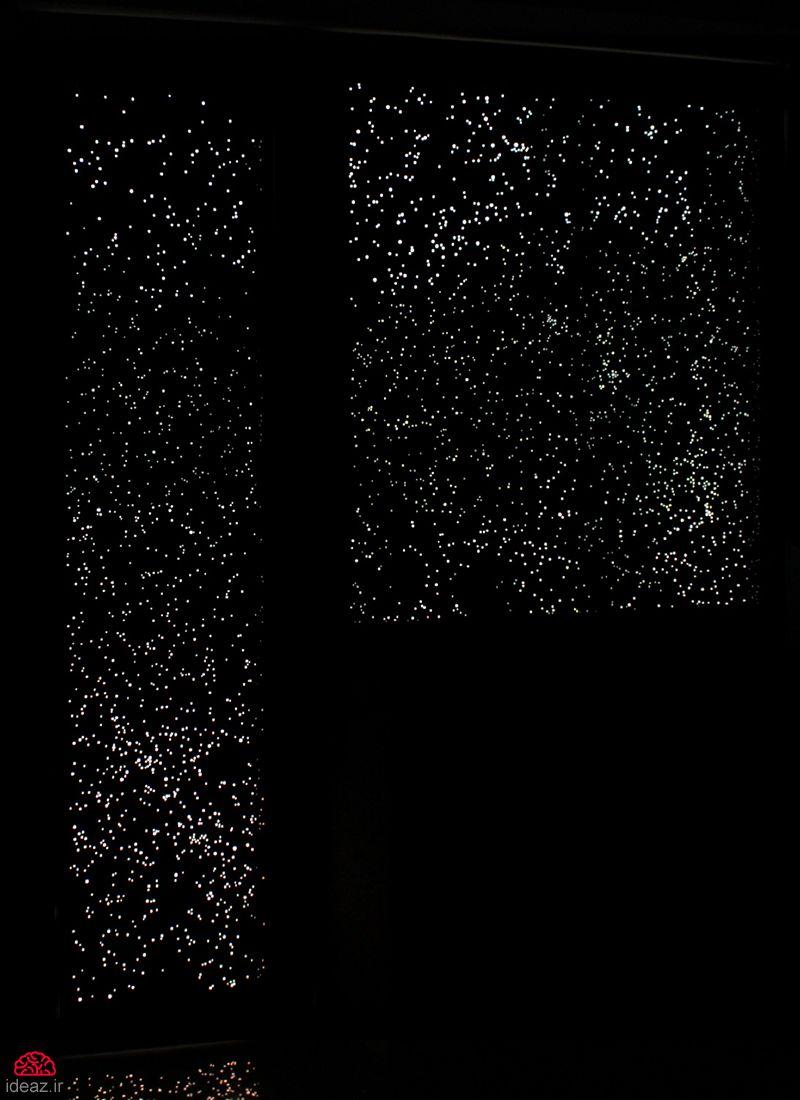 آیدیاز - پرده شب نما