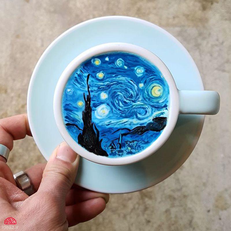 کافه نقاشی