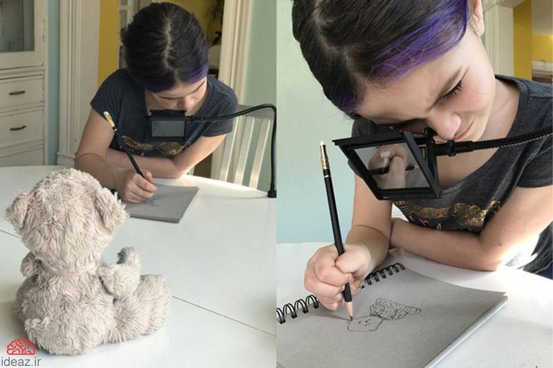 آیدیاز - دستیار نقاشی