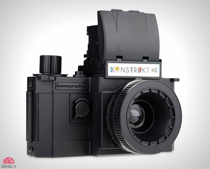 آیدیاز - دوربینت رو بساز
