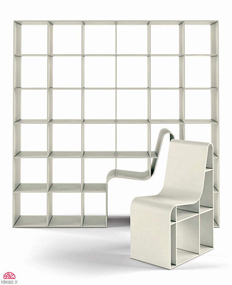 آیدیاز - صندلی شلف