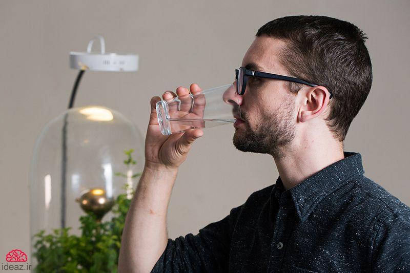 آیدیاز - آب سالم بنوش