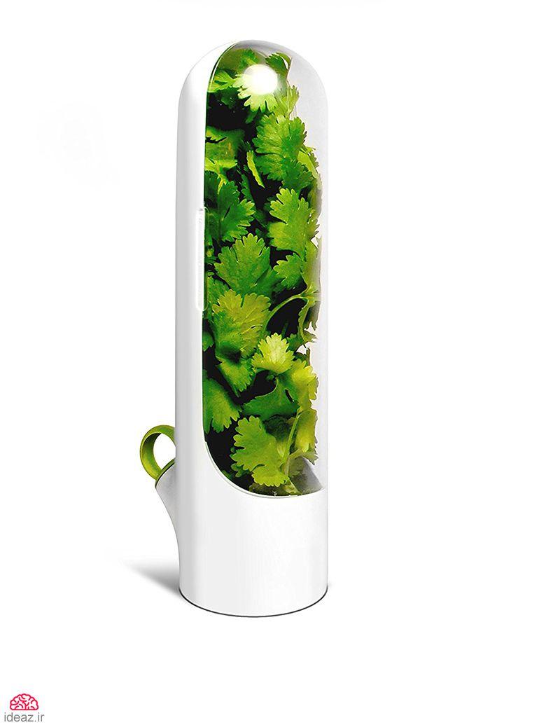 محصول خلاقانه سبزی تازه نگه دار