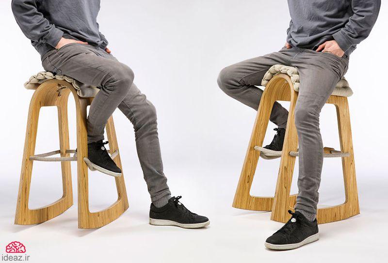 آیدیاز - صندلی بیش فعالی
