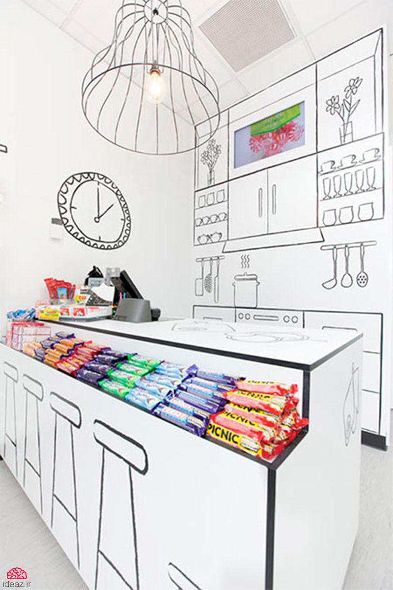 آیدیاز - خانه شکلات