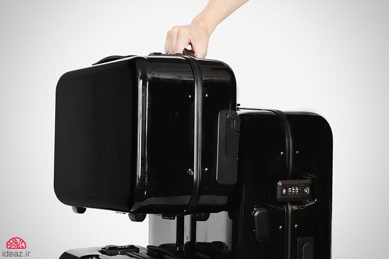 آیدیاز - خانواده چمدانها