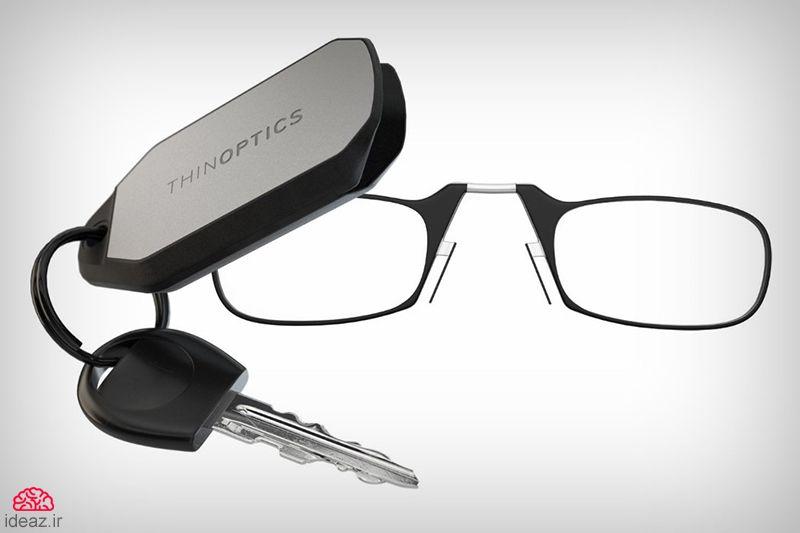 آیدیاز - عینک جاکلیدی