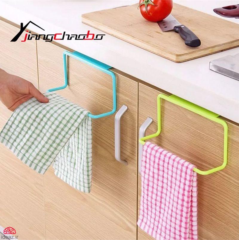 آیدیاز - 13 ایده خلاقانه برای آویز در آشپزخانه