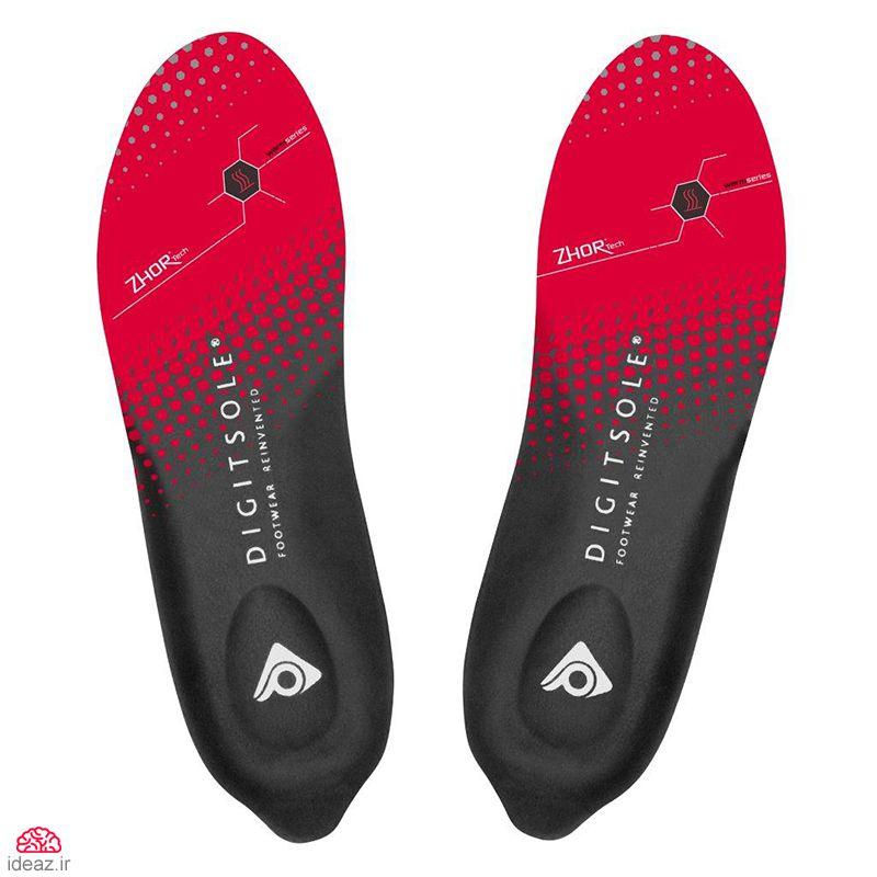 آیدیاز - کفی هوشمند کفش