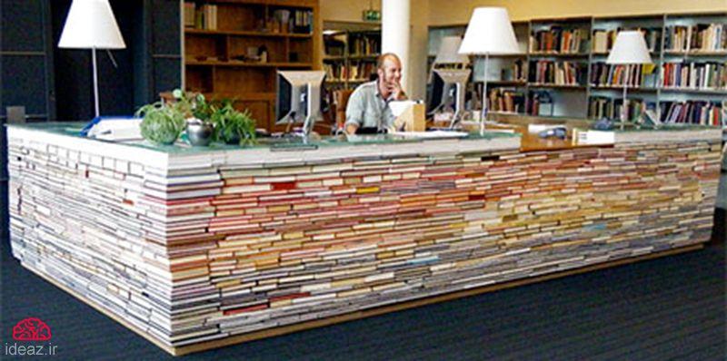 میز کتابی