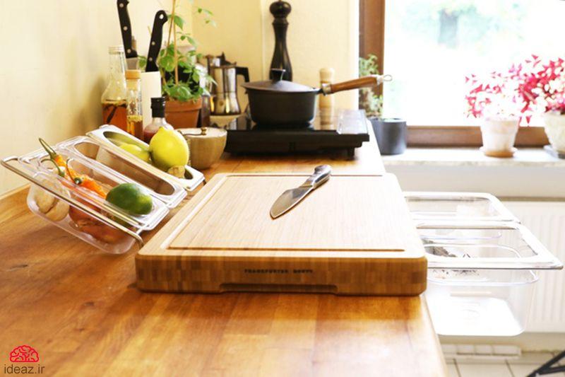 تخته آشپزی برای حرفهایها