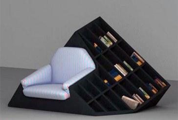 مبل کتابدار